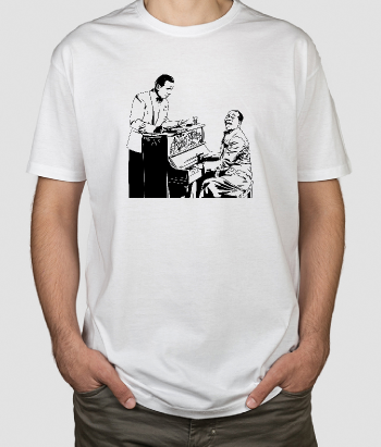 T-shirt cinema Casablanca