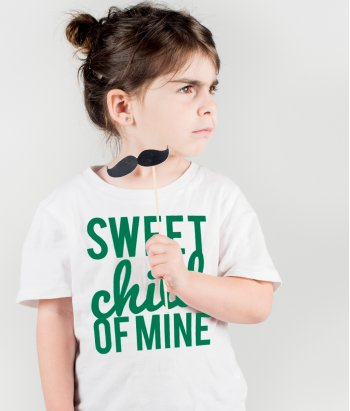 Camiseta sweet child o mine