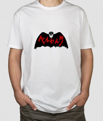 Camiseta Black Swordsman
