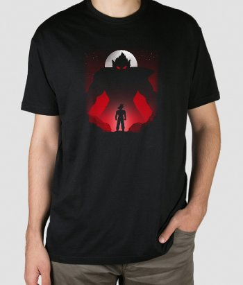 Camiseta Fighting Oozaru