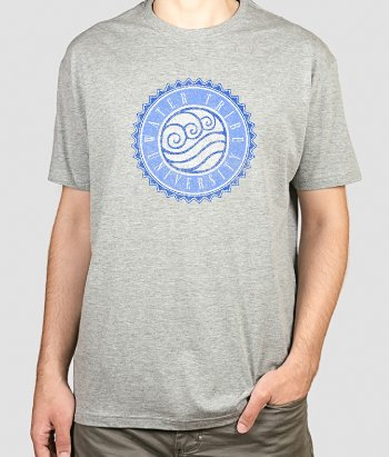 Camiseta Water tribe university
