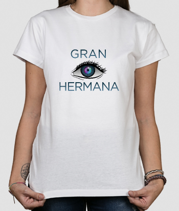 Camiseta divertida Gran Hermana