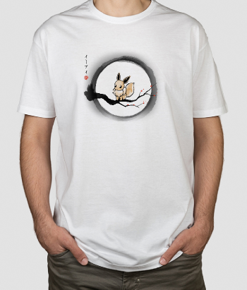 T-shirt Pokemon Eevee