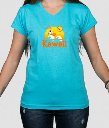 Camiseta Visit Kawaii