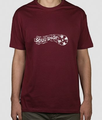 Camiseta retro Soul Shot