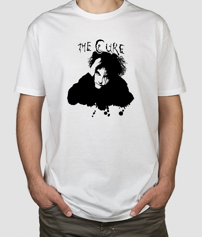 3a1763cfebdb T-shirt música The Cure - Dezuu