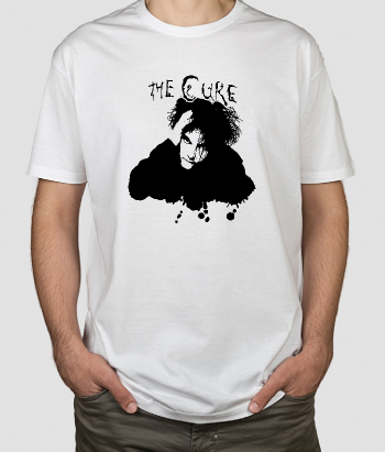 T-shirt musica The Cure
