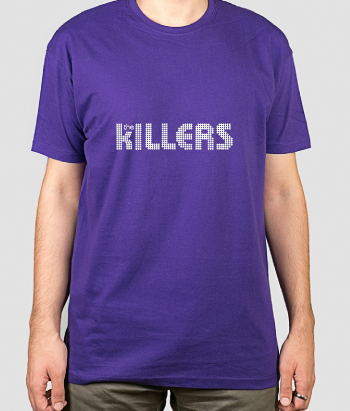T-shirt musica The Killers