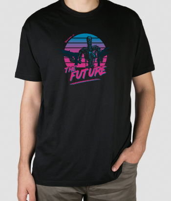 Camiseta Welcome to the Future