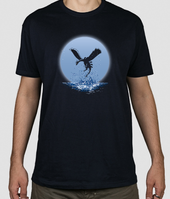 T-shirt Pokemon Lugia
