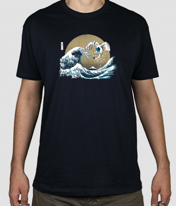 Camiseta The Great Guardian