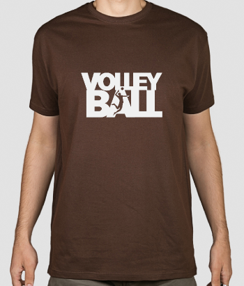 Volleyball T-Shirt Schlagkraft