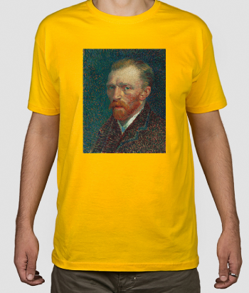 Original Van Gogh Portrait Shirt