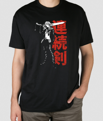 Camiseta Seed Mercenary