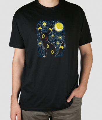 Camiseta Moonlight Night