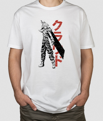 T-shirt Final Fantasy Mercenary