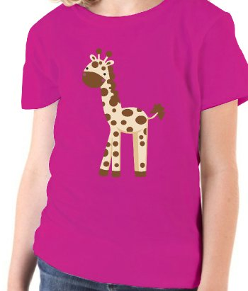 Kinder T-Shirt Giraffe
