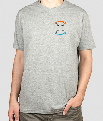 Camiseta Pocket portal