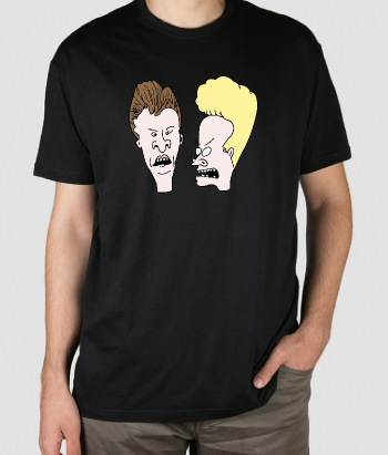 T-shirt Beavis and Butthead