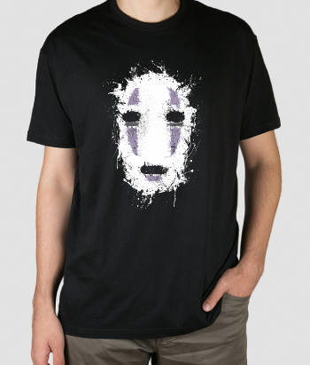 Camiseta Ink No Face