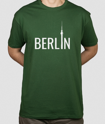 T-shirt Berlin TV toren