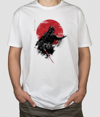 T-shirt Darth Samurai