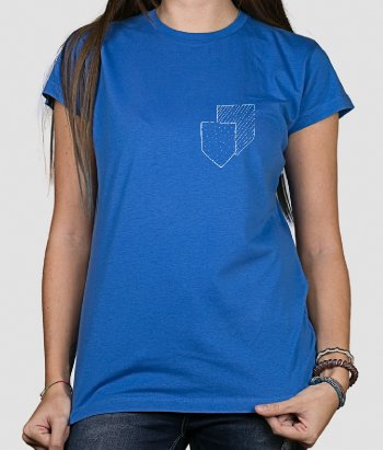 T-shirt due tasche