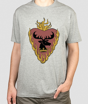 Camiseta casa Baratheon