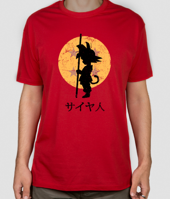 T-shirt Dragon Ball