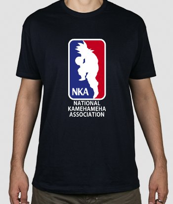 T-shirt National Kamehameha Association