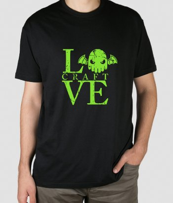 T-shirt love warcraft