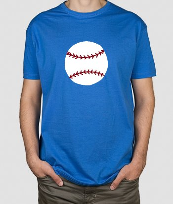 T-shirt sport honkbal