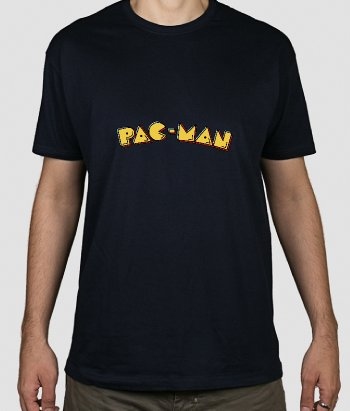 T-shirt retro Pac Man