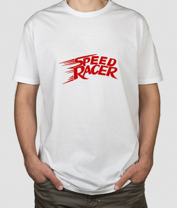 T-shirt film Speed Racer