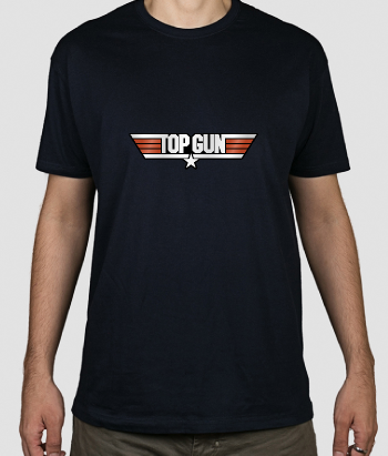 Camisola cinema Top Gun