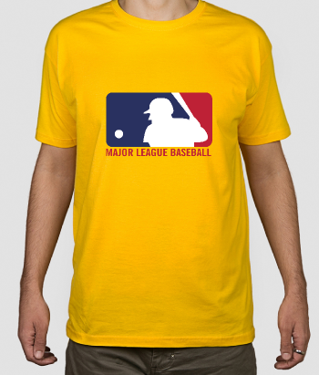 Camiseta logo ML Baseball