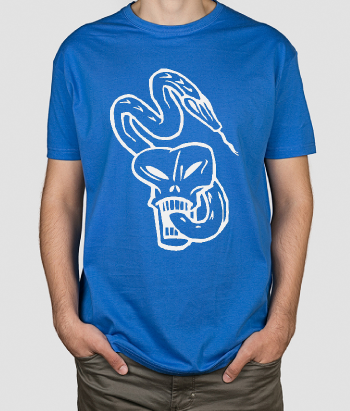 T-shirt cinema logo Voldemort