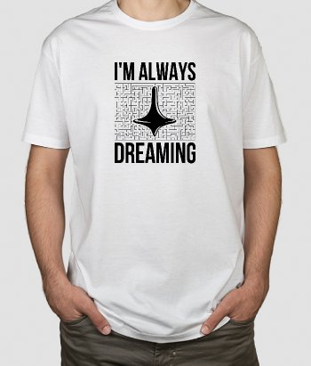 T-shirt Inception Dreaming