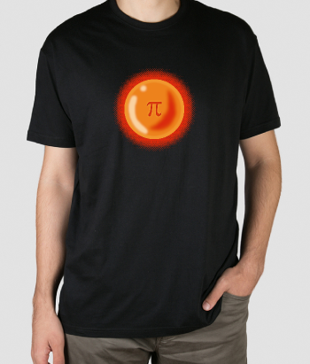 Camiseta Irrational ball