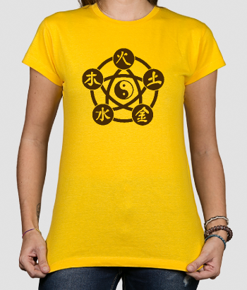 Elements of Chinese Medicine Shirt