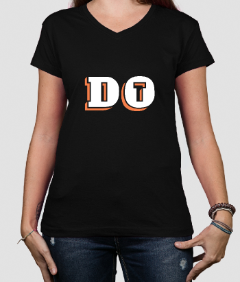 Camiseta retro Do It