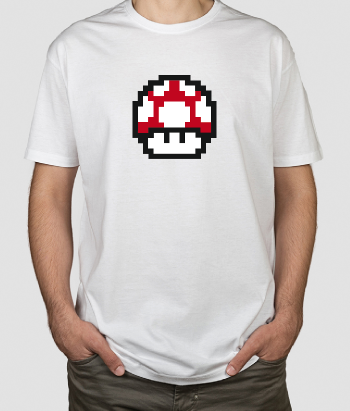 Super Mario T-Shirt Toad