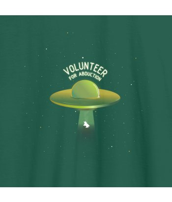 Volunteer for Abduction