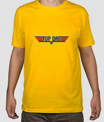 T-shirt logo Top Dad