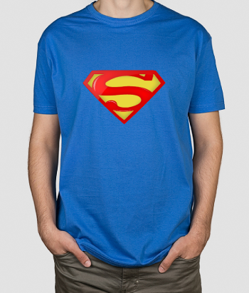 Camisola comic Superman