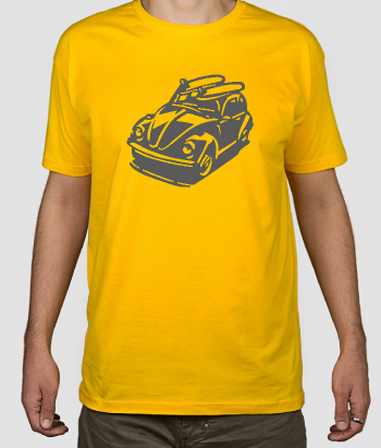 T-shirt beetle surf