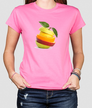Camiseta original Unión frutas Add new