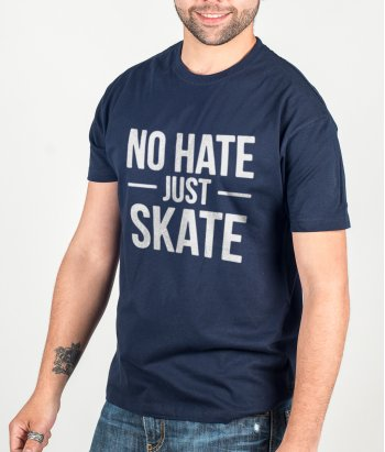 Sport T-Shirt No hate just skate
