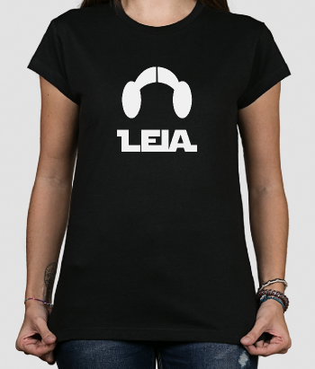 T-shrit Star Wars princesse Leia