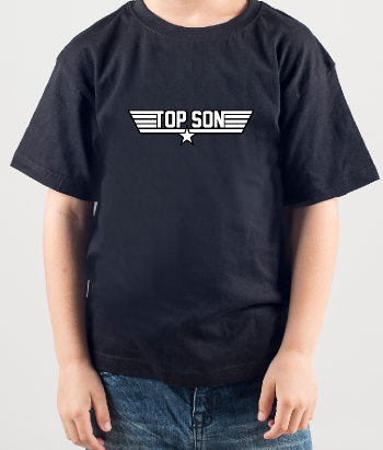 Camiseta top son